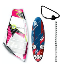 Packs Windsurf