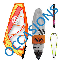 Occasions Windsurf