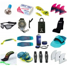 Accessoires Planches Kitesurf