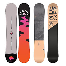 Planches Snowboard Femme