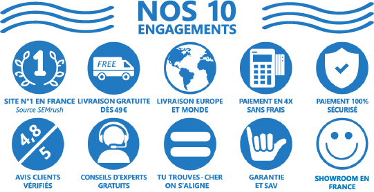 10 engagements SurfShop.fr