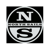 Northsails wishBone silver hd dark blue / orange