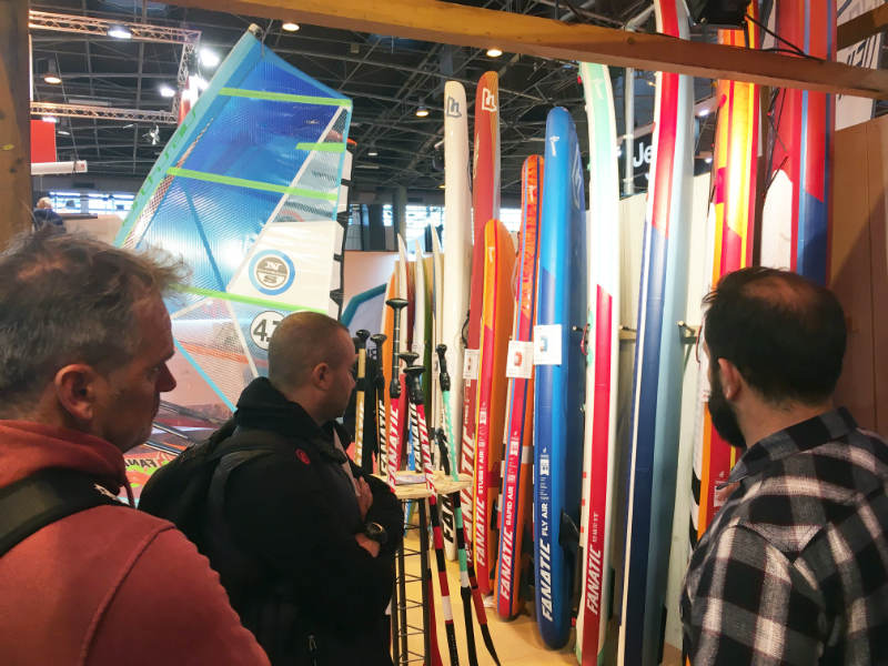 fanatic-SUP-salon-nautique-Paris-2017