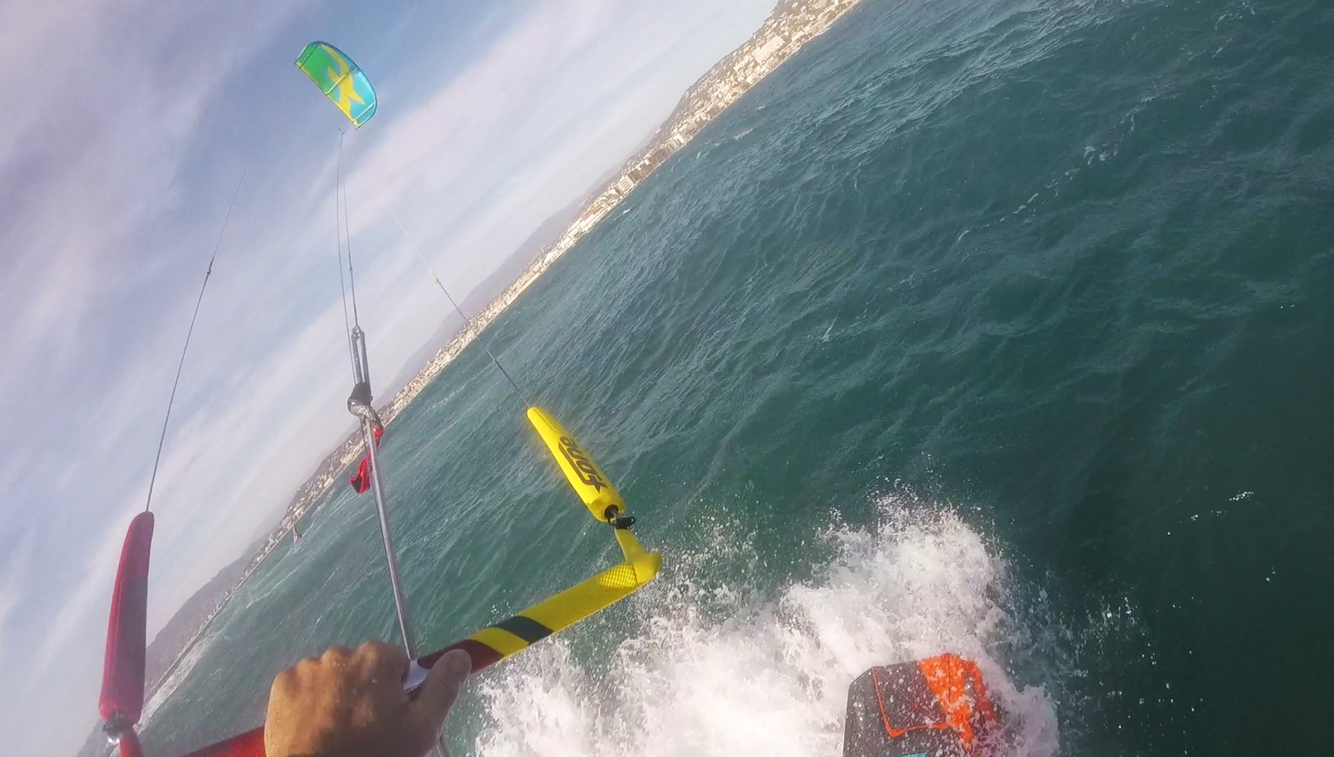 kitesurf-cannes-action